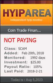 ссылка на мониторинг http://hyiparea.com/details/lid/110