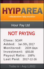hyiparea.com - hyip hour pay limited